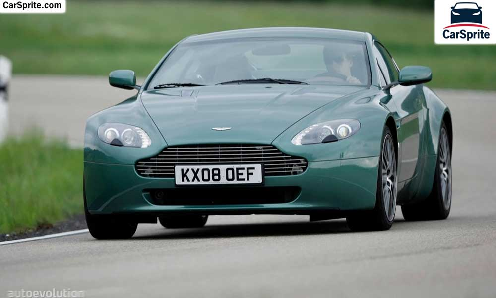 aston martin vantage 2017 prices and specifications in