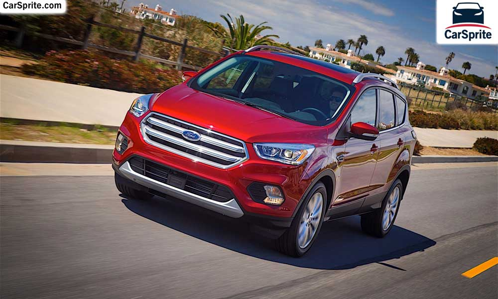 ford escape 2017 prices and specifications in kuwait car sprite. Black Bedroom Furniture Sets. Home Design Ideas