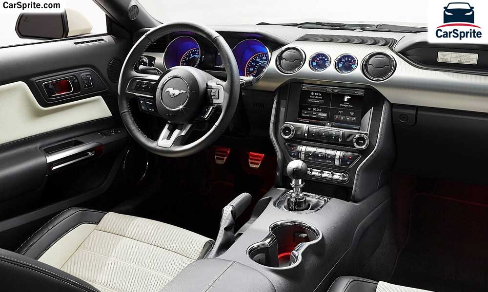 2017 Ford Mustang Gt Premium >> Ford Mustang 2017 prices and specifications in Kuwait ...