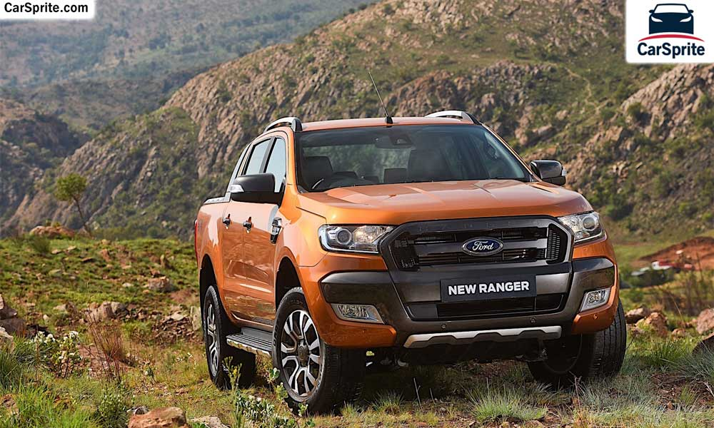 Ford Ranger 2017 Prices And Specifications In Kuwait