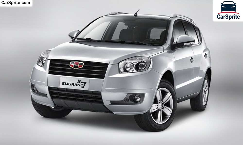 Geely Emgrand X7 2017 Prices And Specifications In Kuwait