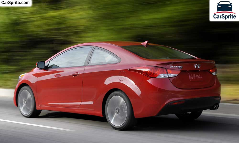 Hyundai Elantra Coupe 2017 prices and specifications in ...