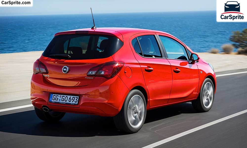 Opel Corsa 2017 Prices And Specifications In Kuwait Car