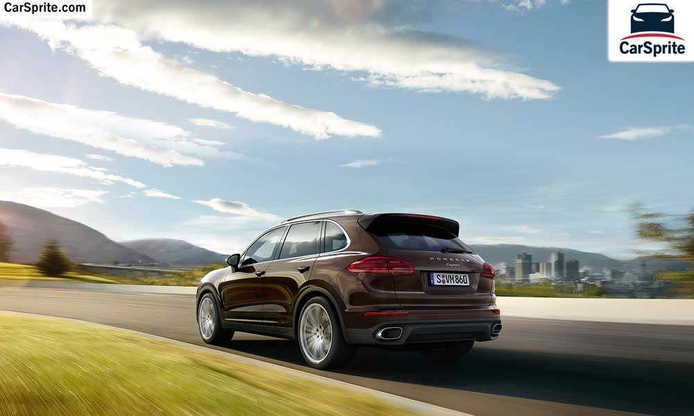 porsche cayenne 2017 prices and specifications in kuwait. Black Bedroom Furniture Sets. Home Design Ideas