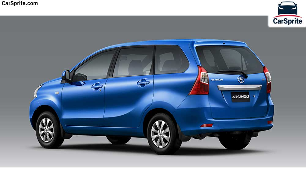 toyota avanza 2017 prices and specifications in kuwait