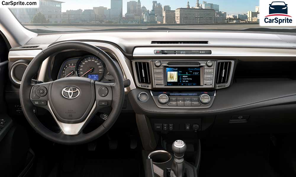 Toyota Rav4 2017 Prices And Specifications In Kuwait Car