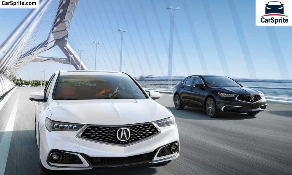Acura TLX 2018 prices and specifications in Kuwait | Car Sprite
