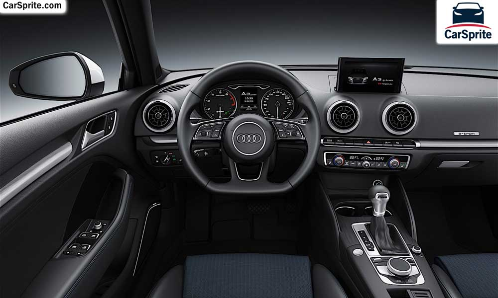 Audi A3 Sportback 2017 prices and specifications in Kuwait | Car Sprite