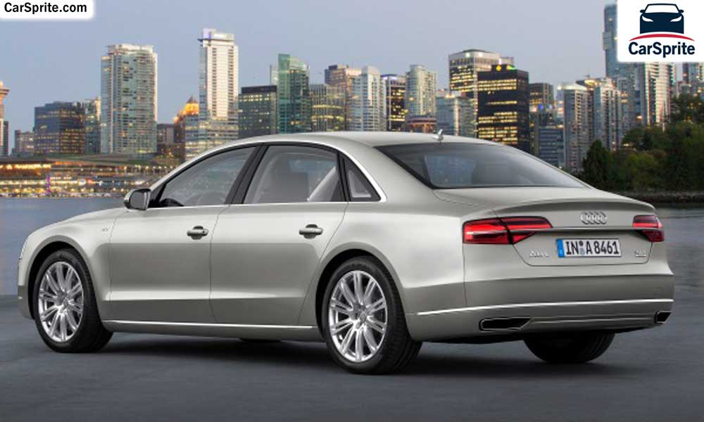 audi a8 l 2017 prices and specifications in kuwait car. Black Bedroom Furniture Sets. Home Design Ideas