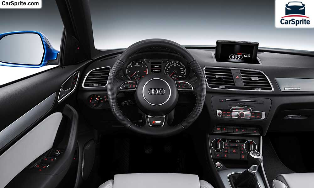 Audi Q3 2017 prices and specifications in Kuwait | Car Sprite