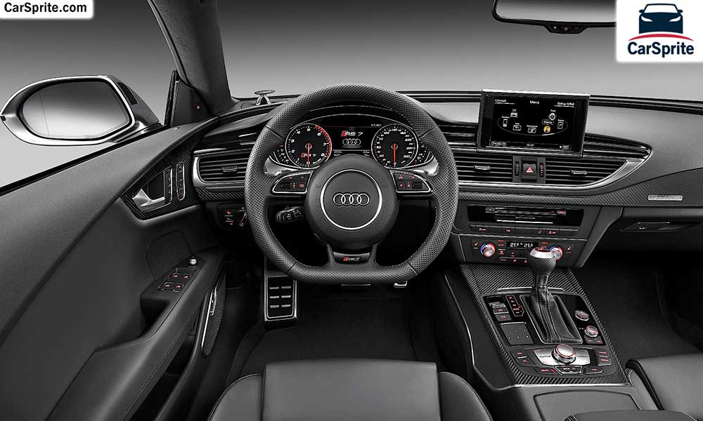 אדיר Audi RS7 2017 prices and specifications in Kuwait | Car Sprite WG-72