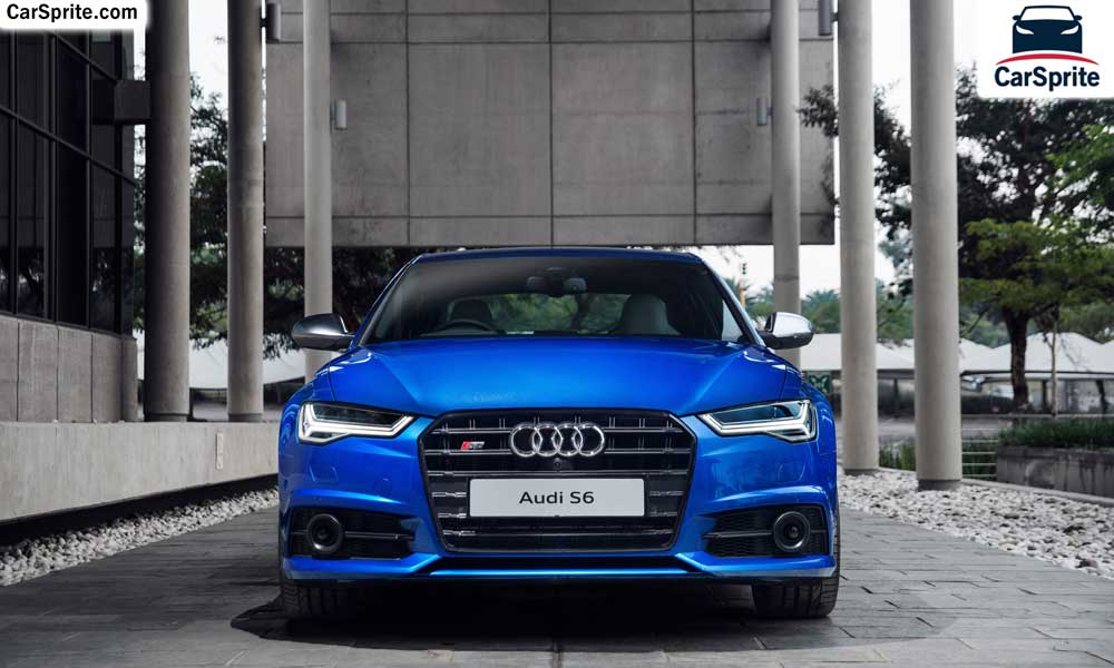 Audi S6 2017 prices and specifications in Kuwait | Car Sprite