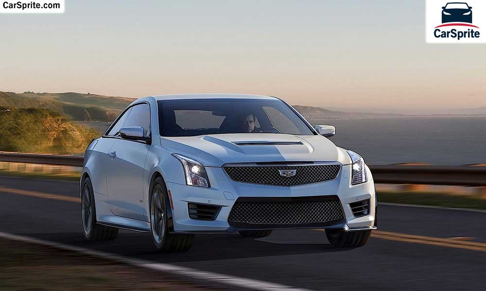 Cadillac ATS-V Coupe 2017 prices and specifications in Kuwait | Car Sprite