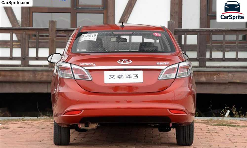 Chery Arrizo 3 2017 prices and specifications in Kuwait ...