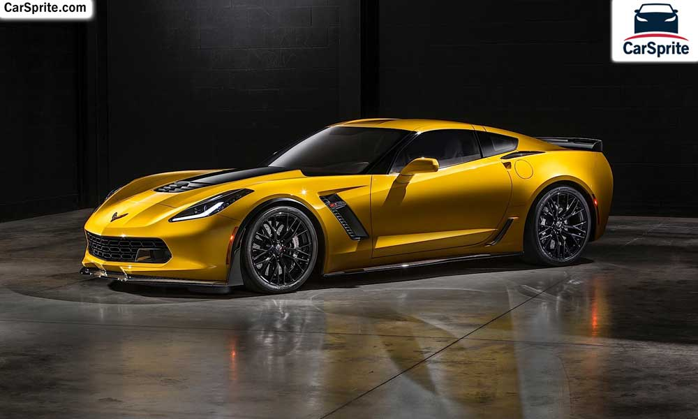Chevrolet Corvette 2017 prices and specifications in Kuwait | Car Sprite