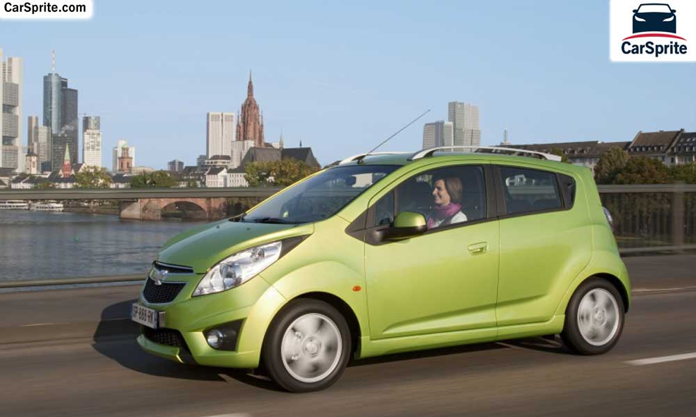 Chevrolet Spark 2017 prices and specifications in Kuwait | Car Sprite