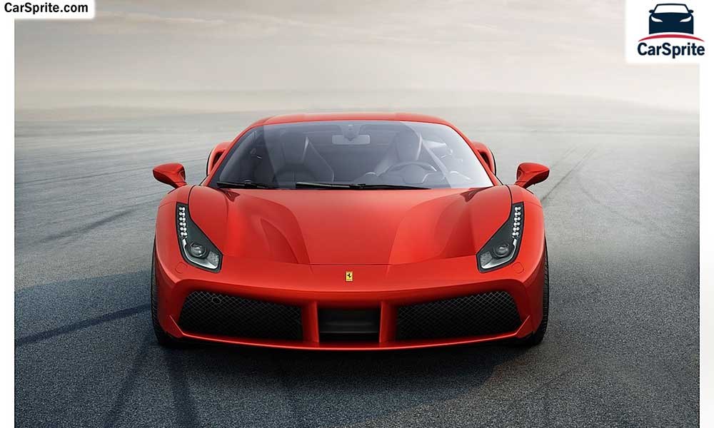 488 GTB 2017. Ferrari 488 GTB 2017 Prices And Specifications In Kuwait | Car  Sprite