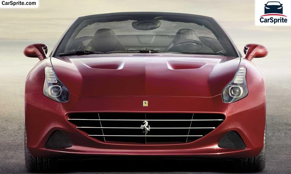 California T 2017. Ferrari California T 2017 Prices And Specifications In  Kuwait | Car Sprite