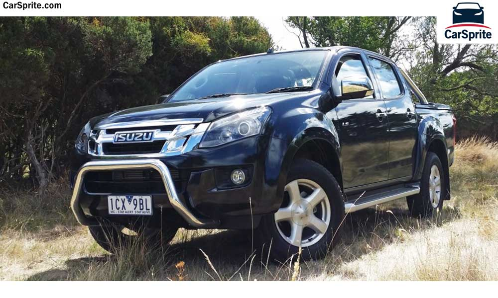 Isuzu D-MAX 2017 prices and specifications in Kuwait | Car Sprite