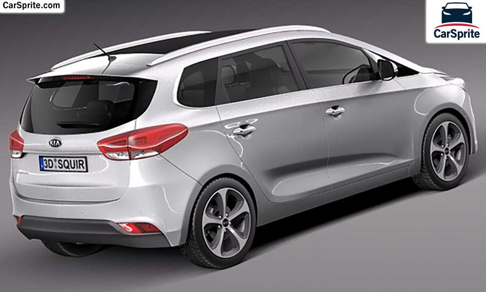 Kia Carens 2017 Prices And Specifications In Kuwait Car