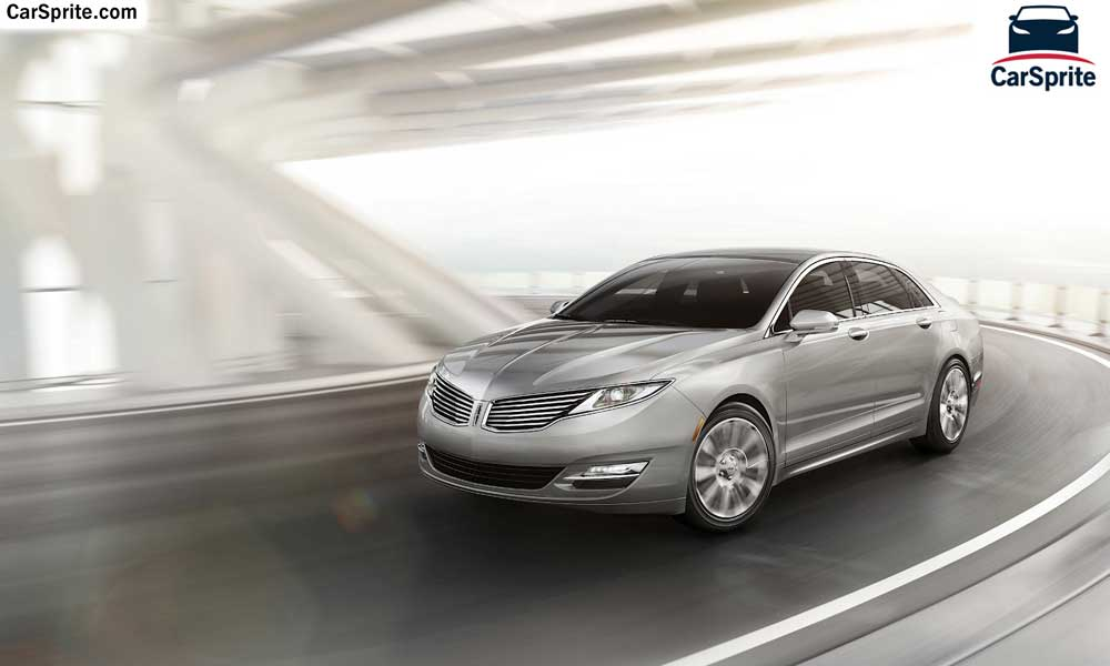 Lincoln Mkz 2018 Prices And Specifications In Kuwait Car Sprite