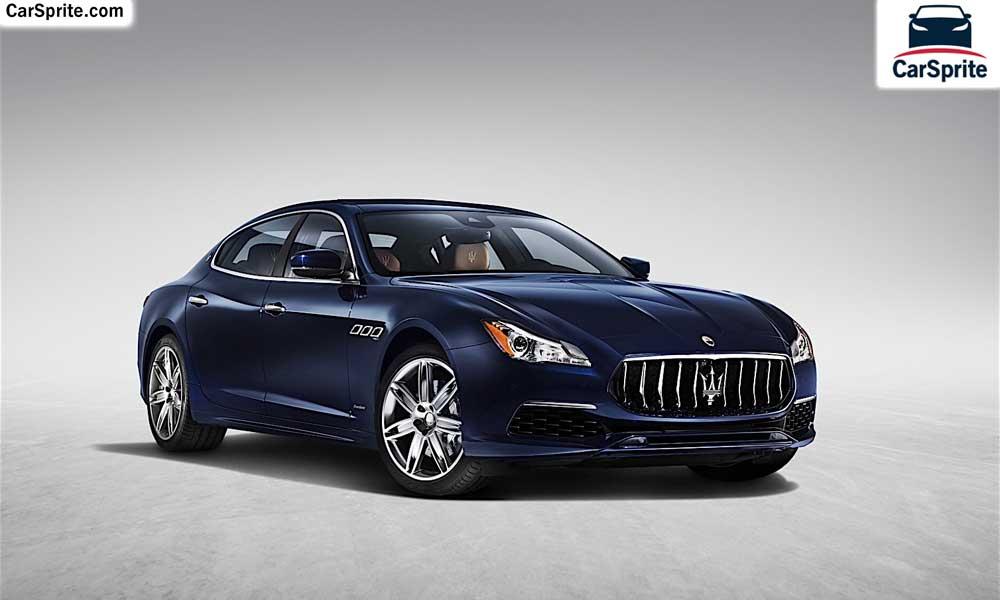 Maserati Q4 Price >> Maserati Quattroporte 2018 prices and specifications in ...