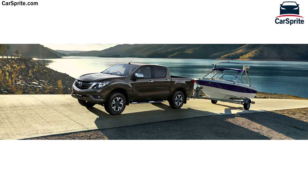 Mazda BT-50 Pickup 2018 prices and specifications in Kuwait | Car Sprite