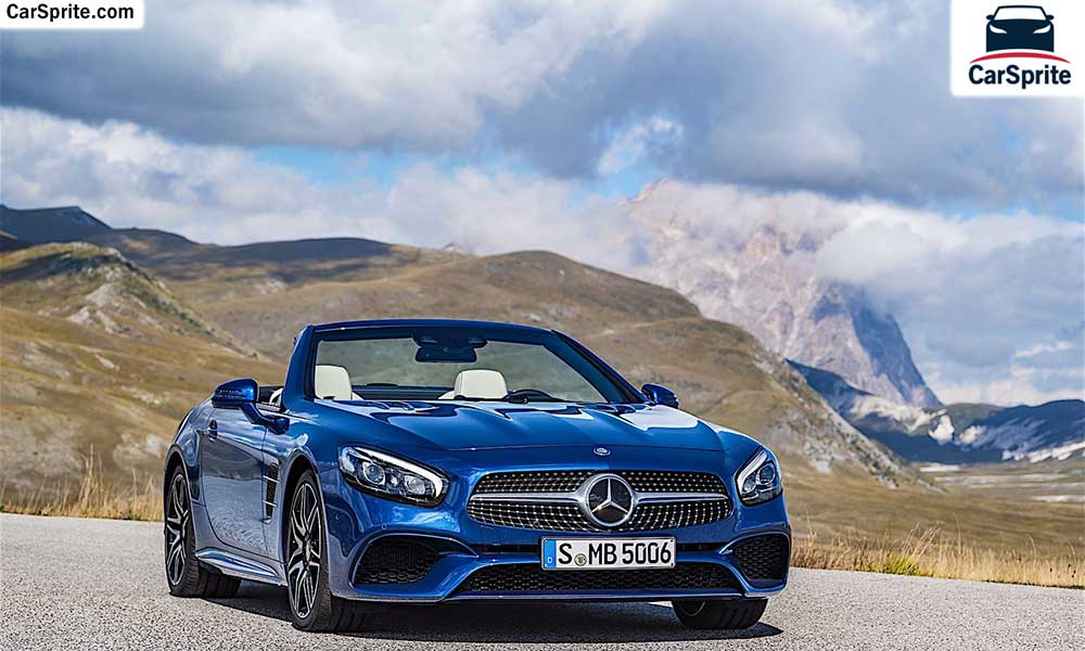 Mercedes benz sl class 2017 prices and specifications in for Mercedes benz sl class price