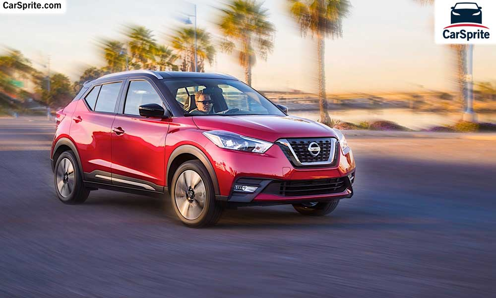 Nissan Kicks 2018 prices and specifications in Kuwait ...