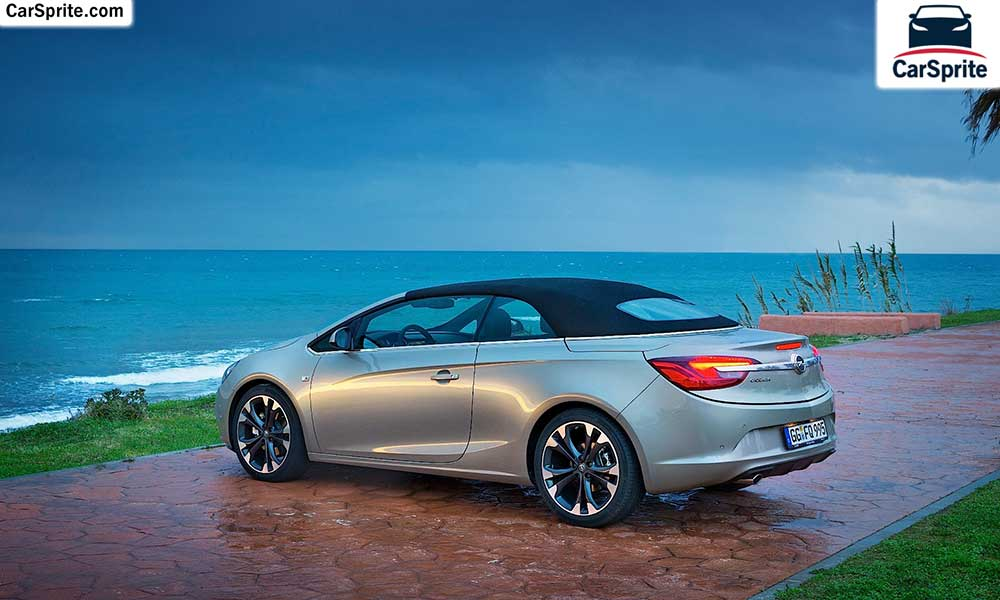 Opel Cascada 2017 Prices And Specifications In Kuwait