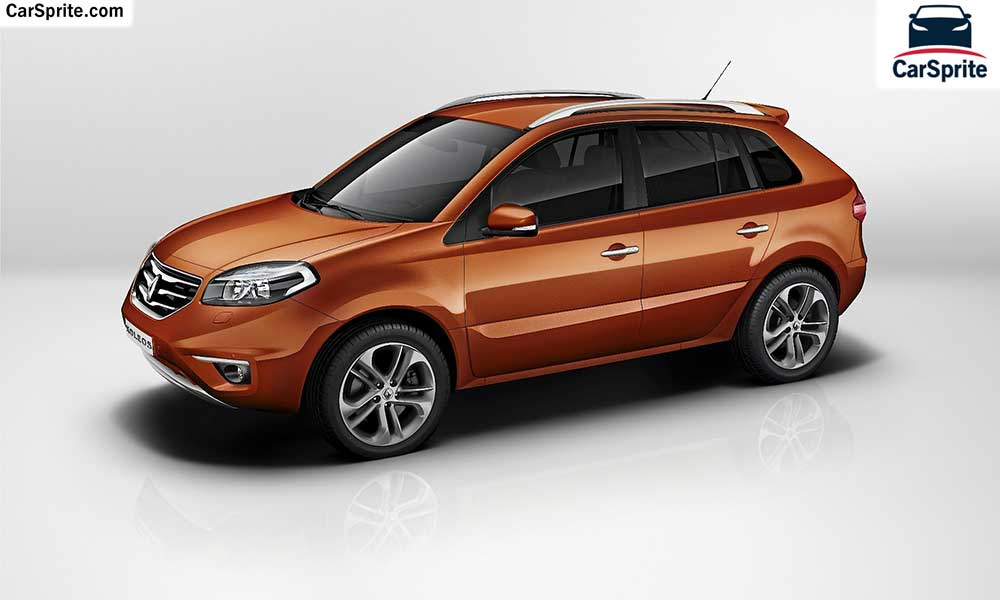 Renault Koleos 2018 Prices And Specifications In Kuwait