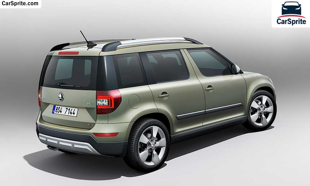 skoda yeti 2018 prices and specifications in kuwait car sprite. Black Bedroom Furniture Sets. Home Design Ideas