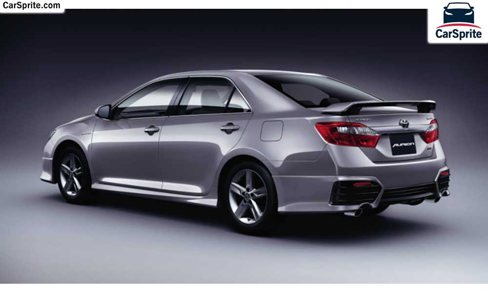 Subaru Oil Consumption >> Toyota Aurion 2017 prices and specifications in Kuwait | Car Sprite