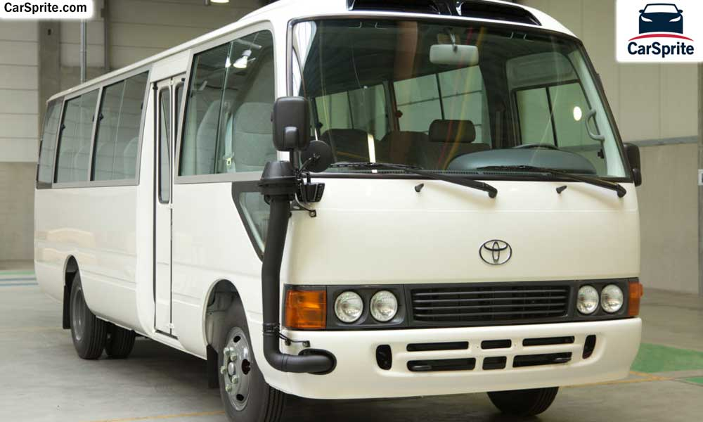 Toyota Coaster 2017 Prices And Specifications In Kuwait