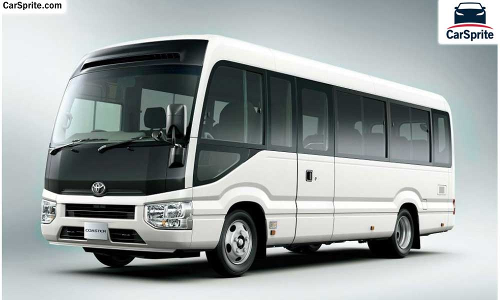 Toyota Coaster 2018 Prices And Specifications In Kuwait