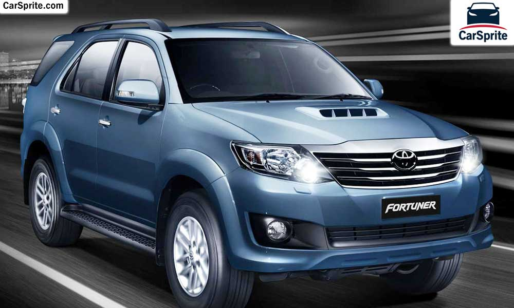 Toyota Fortuner 2017 prices and specifications in Kuwait ...