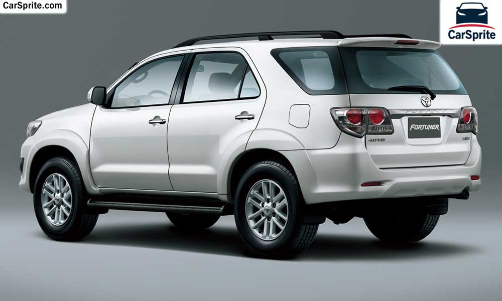 Toyota Fortuner 2017 Prices And Specifications In Kuwait