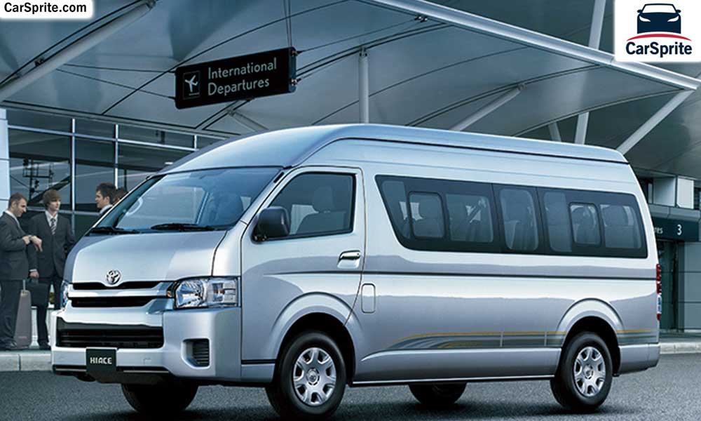 Toyota Hiace 2018 Prices And Specifications In Kuwait