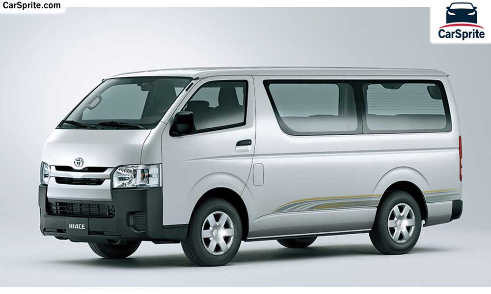 Toyota Hiace 2018 prices and specifications in Kuwait ...