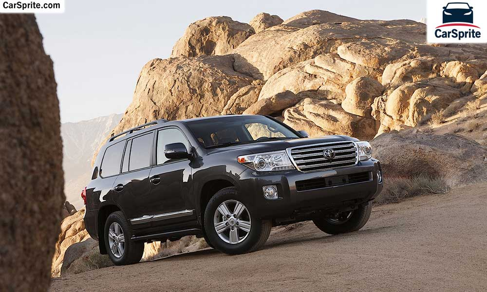 Toyota Land Cruiser 2018 prices and specifications in Kuwait | Car Sprite