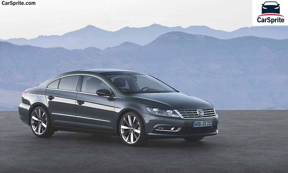 Volkswagen CC 2018 prices and specifications in Kuwait | Car Sprite
