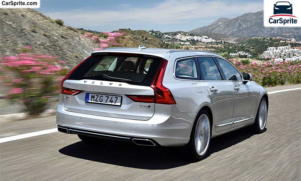 Volvo V90 2017 Prices And Specifications In Kuwait Car Sprite