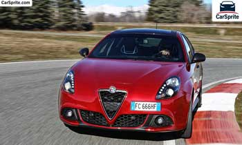 Alfa Romeo Giulietta 2017 prices and specifications in Kuwait | Car Sprite