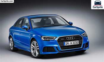 Audi A3 Sedan 2017 prices and specifications in Kuwait | Car Sprite