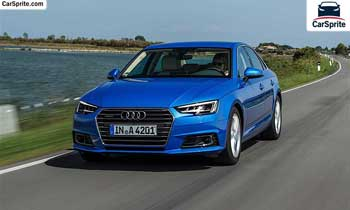 Audi A4 2017 prices and specifications in Kuwait | Car Sprite