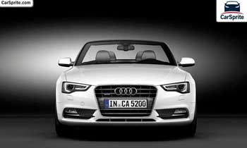 Audi A5 Cabriolet 2017 prices and specifications in Kuwait | Car Sprite