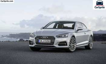 Audi A5 Coupe 2018 prices and specifications in Kuwait | Car Sprite