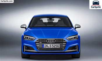 Audi A5 Sportback 2017 prices and specifications in Kuwait | Car Sprite