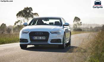 Audi A6 2017 prices and specifications in Kuwait | Car Sprite