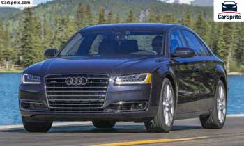 Audi A8 L 2017 prices and specifications in Kuwait | Car Sprite